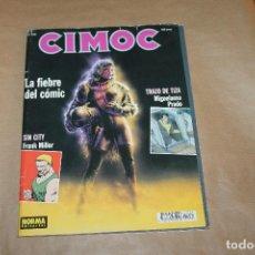 Cómics: CIMOC Nº 134, NORMA EDITORIAL. Lote 218406002