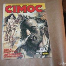 Cómics: CIMOC Nº 116, NORMA EDITORIAL. Lote 218406105