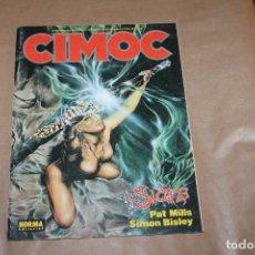 Cómics: CIMOC Nº 110, NORMA EDITORIAL. Lote 218406140