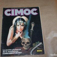 Cómics: CIMOC Nº 101, NORMA EDITORIAL. Lote 218406175