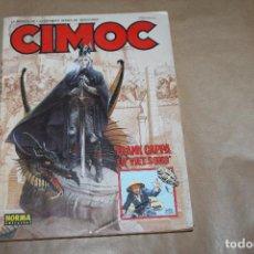 Cómics: CIMOC RETAPADO Nº 24, ENGLOBA NÚMEROS 80 AL 82, NORMA EDITORIAL. Lote 218407195