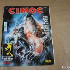 Cómics: CIMOC Nº 139, NORMA EDITORIAL. Lote 218407887