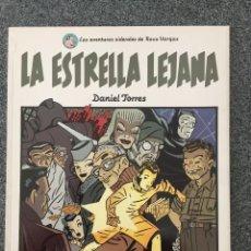 Cómics: LA ESTRELLA LEJANA - DANIEL TORRES - CIMOC EXTRA COLOR 26 - NORMA - 1987 - ¡NUEVO!. Lote 218426787
