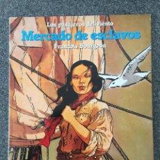 Cómics: LOS PASAJEROS DEL VIENTO - MERCADO DE ESCLAVOS - CIMOC EXTRA COLOR 27 - NORMA - 1987 - ¡COMO NUEVO!. Lote 218429286