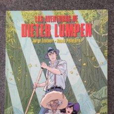 Cómics: LAS AVENTURAS DE DIETER LUMPEN - CIMOC EXTRA COLOR 31 - NORMA - 1987 - ¡NUEVO!. Lote 218431800