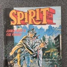 Cómics: SPIRIT - ¿QUIEN MATO A COX ROBIN? - WILL EISNER - CIMOC EXTRA COLOR 32 - NORMA - 1987 - ¡COMO NUEVO!. Lote 218432191