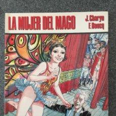 Cómics: LA MUJER DEL MAGO - CIMOC EXTRA COLOR 33/34 - 1ª EDICIÓN - NORMA - 1987 - ¡COMO NUEVO!. Lote 218432857