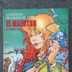Cómics: LA BUSQUEDA DEL PAJARO DEL TIEMPO - EL MAESTRO - CIMOC EXTRA COLOR 35 - NORMA - 1987 - ¡NUEVO!. Lote 218433341