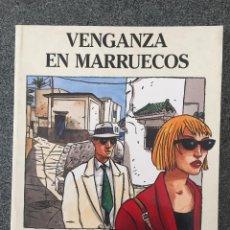 Cómics: VENGANZA EN MARRUECOS - LOUSTAL / TITO TOPIN - CIMOC EXTRA COLOR 38/39 - NORMA - 1988 - ¡NUEVO!. Lote 218434037