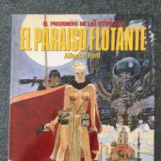 Cómics: EL PRISIONERO DE LAS ESTRELLAS 2 - EL PARAISO FLOTANTE - CIMOC EXTRA COLOR 40 - NORMA - 1988 ¡NUEVO!. Lote 218434353