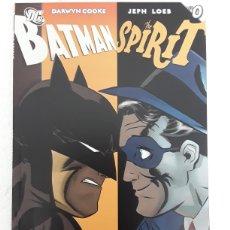 Cómics: BATMAN / THE SPIRIT 0 - DARWYN COOKE, JEPH LOEB - NORMA EDITORIAL. Lote 218467185