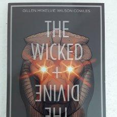 Cómics: THE WICKED + THE DIVINE 6. FASE IMPERIAL, SEGUNDA PARTE - GILLEN, MCKELVIE, WILSON, COWLES - NORMA. Lote 218495891