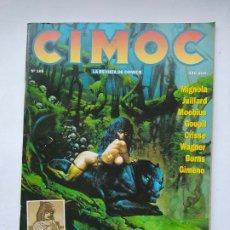 Cómics: CIMOC Nº 169. REVISTA DE COMICS. NORMA EDITORIAL. TDKC76. Lote 218512330