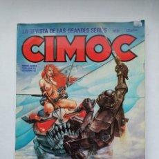 Cómics: CIMOC : LA REVISTA DE LAS GRANDES SERIES. NÚM. 31 ; SEPTIEMBRE 1983. TDKC76. Lote 218523717