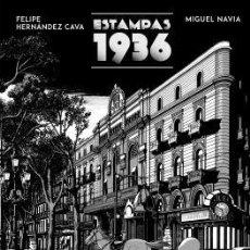 Cómics: ESTAMPAS 1936. Lote 218604405