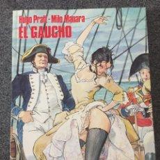 Cómics: EL GAUCHO - PRATT / MANARA - CIMOC EXTRA COLOR 121 - 1ª EDICIÓN - NORMA - 1995 - ¡NUEVO!. Lote 218667902