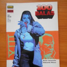 Cómics: 100 BALAS - PARLEZ KUNG VOUS - BRIAN AZZARELLO, EDUARDO RISSO - VERTIGO - NORMA (Z). Lote 218681857