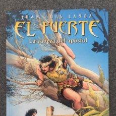 Fumetti: EL FUERTE 1 - LA CABEZA DEL APOSTOL - CIMOC EXTRA COLOR 170 - 1ª EDICIÓN - NORMA - 2000 - ¡NUEVO!. Lote 218700521