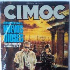 Cómics: CIMOC ESPECIAL NUEVOS DIOSES- ESPECIAL NUMERO 10. Lote 218729668