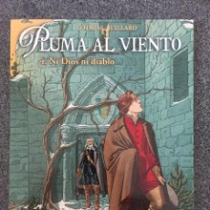Comics : PLUMA AL VIENTO 4 - NI DIOS NI DIABLO - EXTRA COLOR 198 - 1ª EDICIÓN - NORMA - 2003 - ¡NUEVO!. Lote 218736775