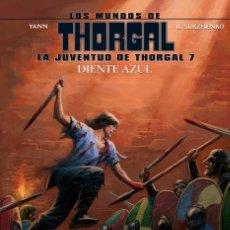 Cómics: JUVENTUD DE THORGAL 7 DIENTE AZUL. Lote 218815165