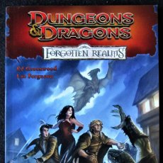 Fumetti: DUNGEONS & DRAGONS - FORGOTTEN REALMS - COLECCIÓN ALQUIMIA Nº 24 - NORMA 2013 ''MUY BUEN ESTADO''. Lote 218900757
