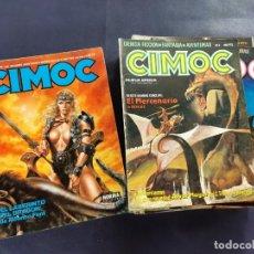 Cómics: LOTE DE 20 CIMOC -BUEN ESTADO. Lote 218905598