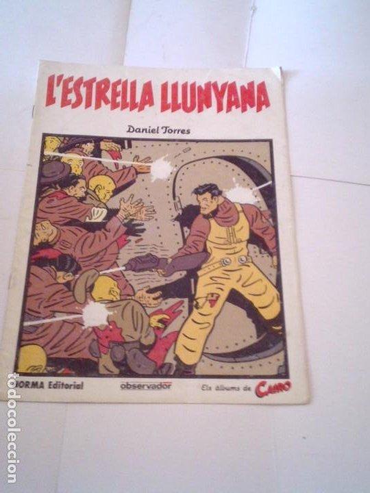 L'ESTRELLA LLUNYANA - ELS ALBUMS DE CAIRO - NUMERO 1 - NORMA BUEN ESTADO - CJ 120 - GORBAUD (Tebeos y Comics - Norma - Cairo)