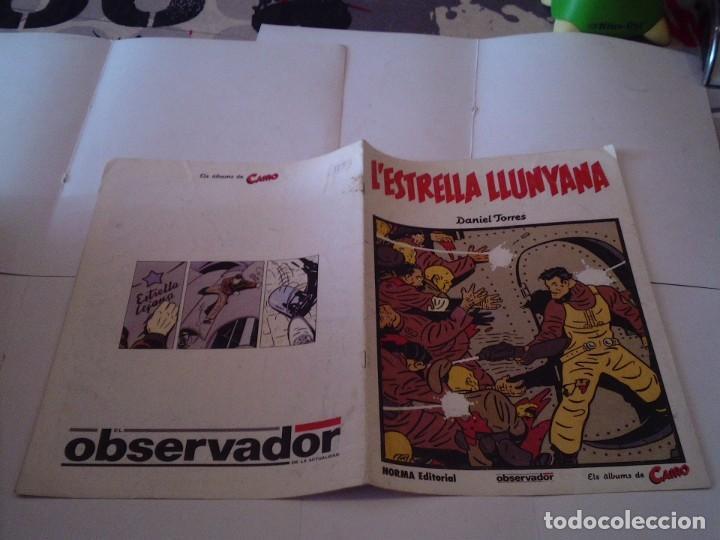 Cómics: LESTRELLA LLUNYANA - ELS ALBUMS DE CAIRO - NUMERO 1 - NORMA BUEN ESTADO - CJ 120 - GORBAUD - Foto 2 - 218957636