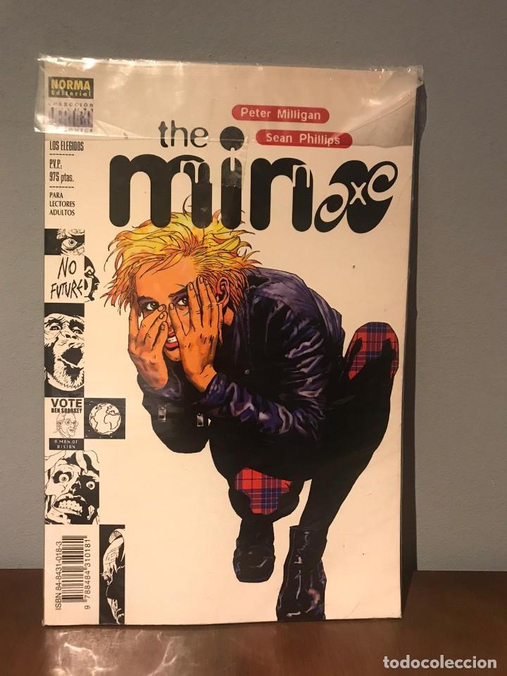 COMIC THE MINX - LOS ELEGIDOS SERIE AMERICANA- EDITADO FEBRERO 2000 (Tebeos y Comics - Norma - Comic USA)