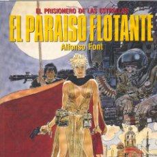 Cómics: EL PRISIONERO DE LAS ESTRELLAS. ALFONSO FONT. NORMA EDITORIAL, CIMOC EXTRA COLOR 40. Lote 219119976