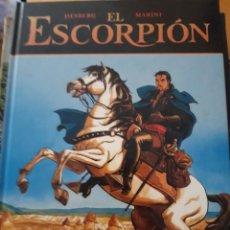 Cómics: COMIC EL ESCORPIÓN TAPA DURA 5 NUEVO. Lote 219696270