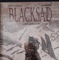 Cómics: BLACKSAD TOMO 2 : ARTIC NATION JUAN DIAZ CANALES Y JUANJO GUARNIDO NORMA EDITORIAL PRIMERA EDICION. Lote 219702912