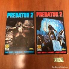 Cómics: PREDATOR 2 - EDITORIAL NORMA. Lote 219856433
