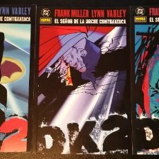 Cómics: BATMAN. DK2 EL SEÑOR DE LA NOCHE CONTRAATACA DE FRANK MILLER. NORMA 2002. Lote 219862661