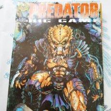 Cómics: PREDATOR BIG GAME N.º 1 DE 4 ED. NORMA 1992. Lote 219907185