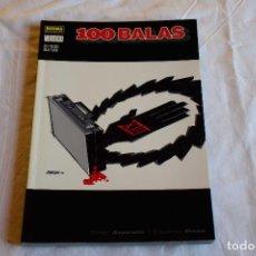 Fumetti: 100 BALAS. DIEZ PALMOS BAJO PLOMO, AZZARELLO , ED NORMA. Lote 220106731