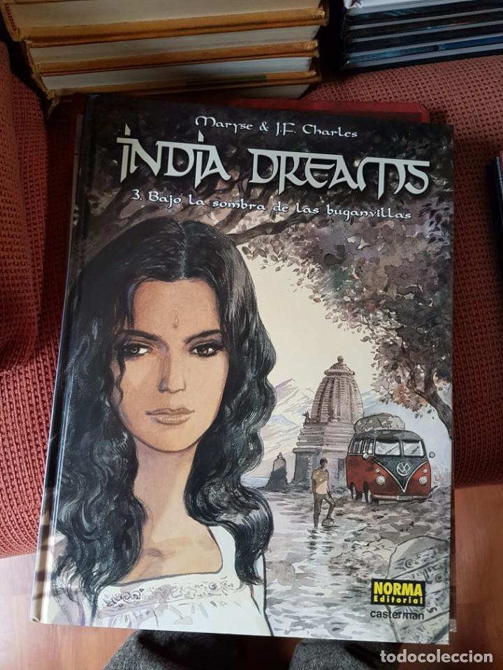 Cómics: INDIA DREAMS - Foto 3 - 16658260