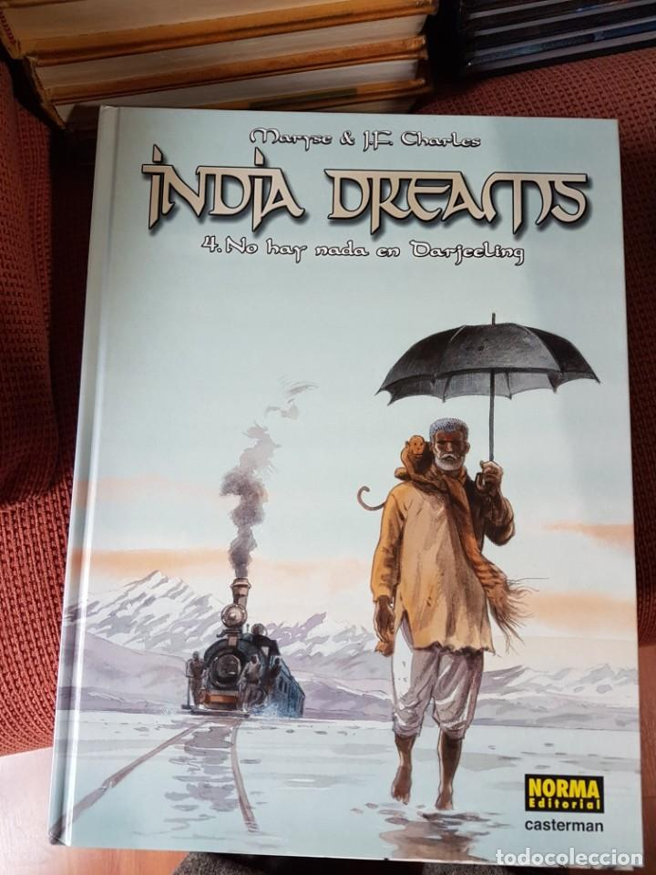 Cómics: INDIA DREAMS - Foto 4 - 16658260