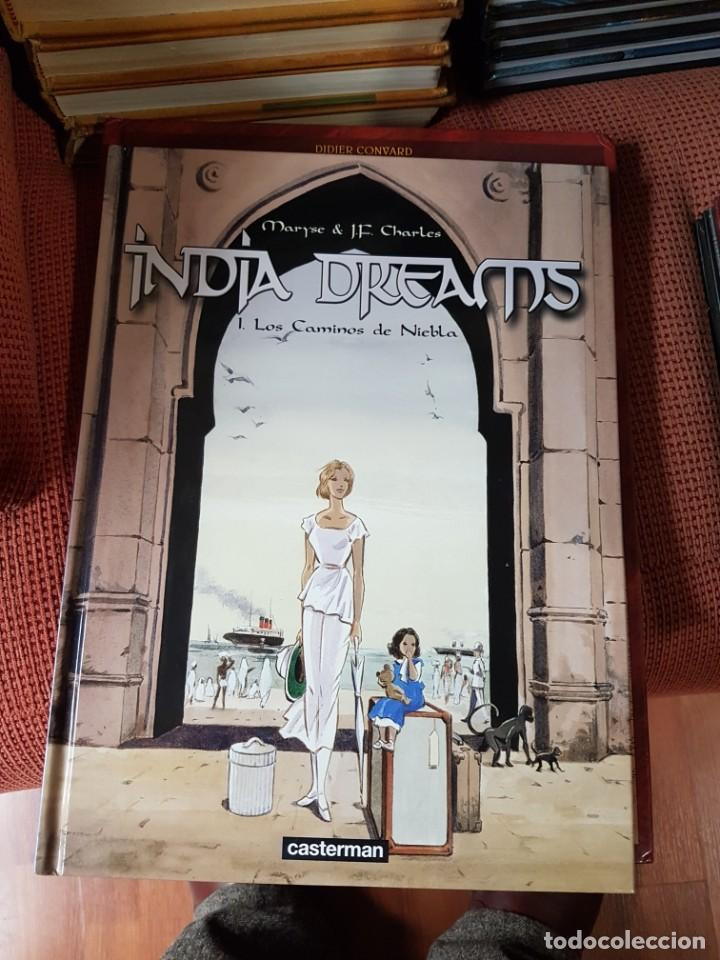 INDIA DREAMS (Tebeos y Comics - Norma - Cimoc)