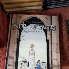 Cómics: INDIA DREAMS. Lote 16658260