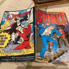 Comics: THE SPIRIT Nº 17 WILL EISNER 4 HISTORIAS COMPLETAS NORMA COMIC BOOK. Lote 220395168