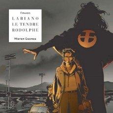 Comics : MISTER GEORGE. INTEGRAL. LE TENDRE, LABIANO. PONENT MON. TAPA DURA. 104 PAGINAS. Lote 220438672