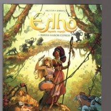 Cómics: EKHÖ MUNDO ESPEJO 9 : ABIYÁN – NAIROBI EXPRESS - NORMA / COMIC EUROPEO / TAPA DURA. Lote 220492845