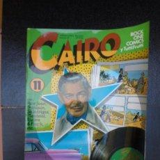 Cómics: CAIRO Nº 11 EDITORIAL NORMA 1988. Lote 220528615