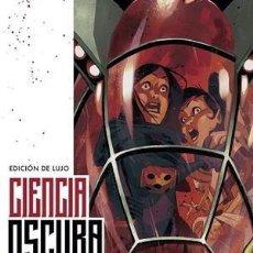 Cómics: CIENCIA OSCURA 1 - NORMA / IMAGE / EDICION DE LUJO / TAPA DURA. Lote 220545475