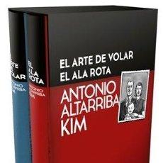Cómics: EL ARTE DE VOLAR / EL ALA ROTA COFRE EDICIÓN COLECCIONISTA - NORMA / ANTONIO ALTARRIBA - KIM. Lote 220546537