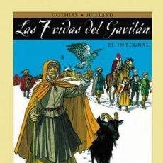 Cómics: LAS SIETE VIDAS DEL GAVILAN - NORMA / EDICIÓN INTEGRAL CON COFRE. Lote 220549030