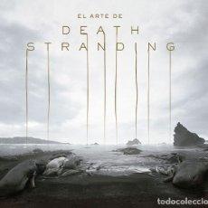 Cómics: EL ARTE DE DEATH STRANDING - NORMA / LIBRO ILUSTRADO / TAPA DURA. Lote 220550060