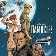 Cómics: DAMOCLES - NORMA / EDICIÓN INTEGRAL / TAPA DURA. Lote 220551982